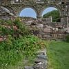 Iona Nunnery Garden