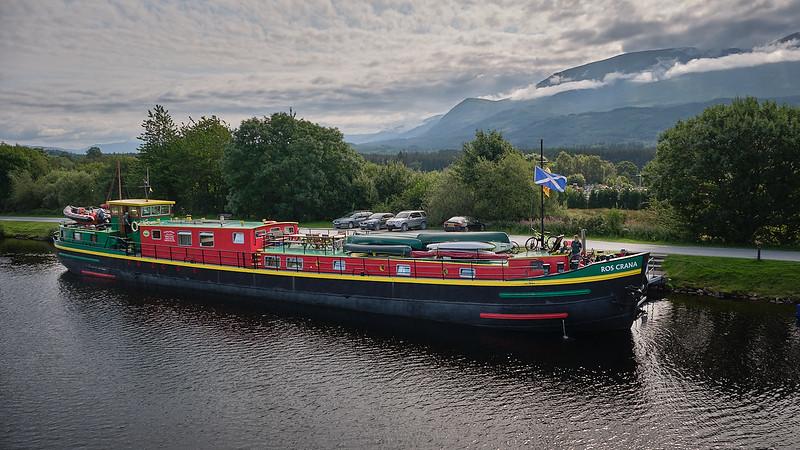 Barge - Hotel