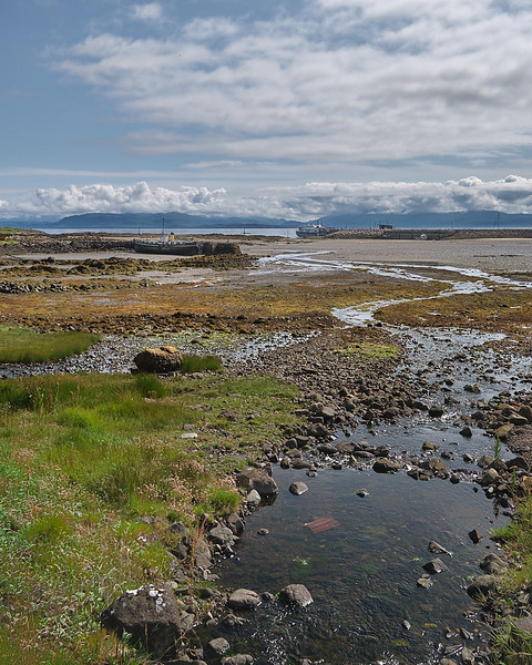 Tidal Pools and Loch