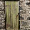 Greenish Door