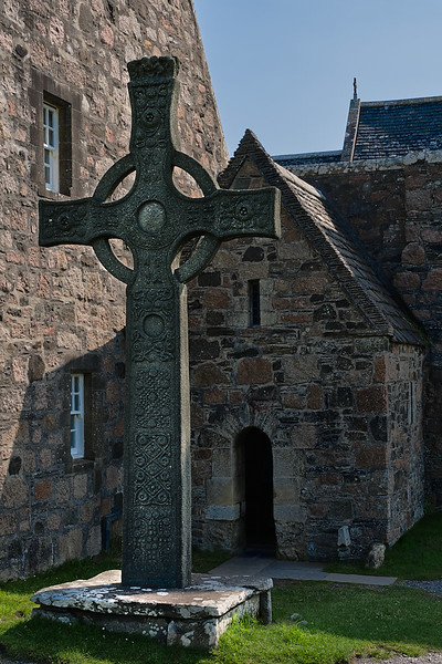 St. John's Cross, Iona Abbey