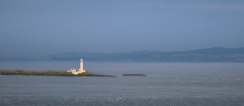 Lighthouse from Duart Castle