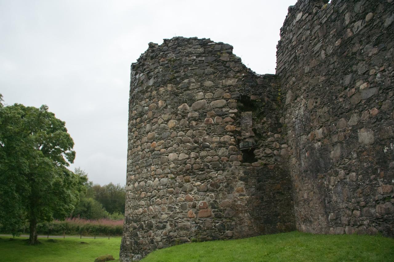 Inverlochy Castle, Fort William, Scotland
