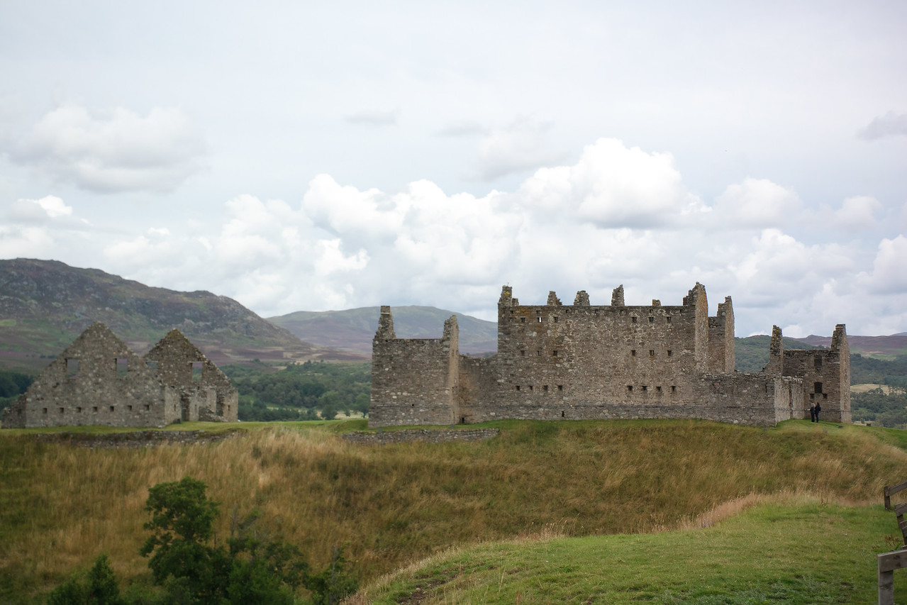 Ruthven Barracks - Badenoch, Scotland