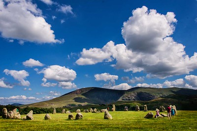 Richards___An Ancient Stone Circle near Keswick in the English Lake District