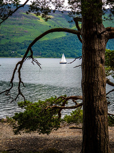 Kemmerer___Sailing on Derwentwater Lake