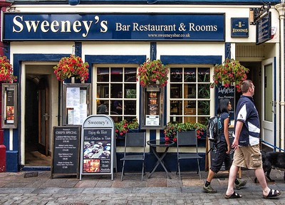 Kemmerer___English pub with rooms at Keswick England