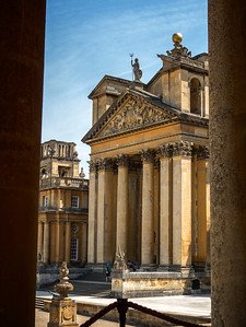 Kemmerer___The entrance to Blenheim Palace