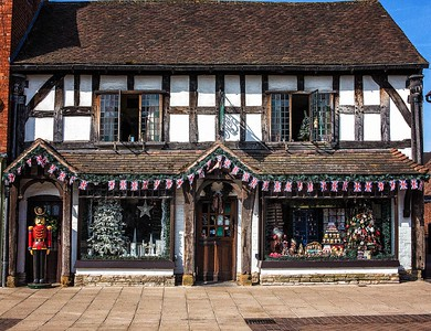 Kemmerer___An old Christmas store in Stratford England