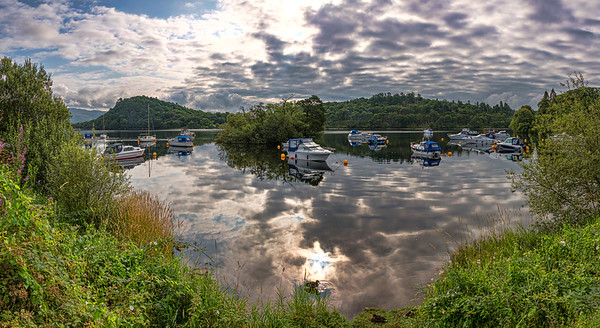 Aldochlay Moorings, Loch Lomond