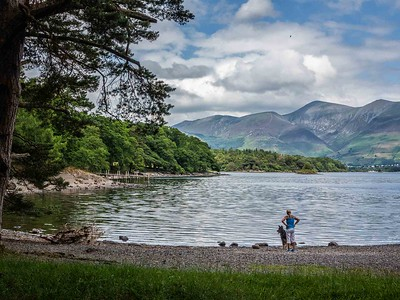 Kemmerer___Derwentwater Lake near Keswick in the English Lake District