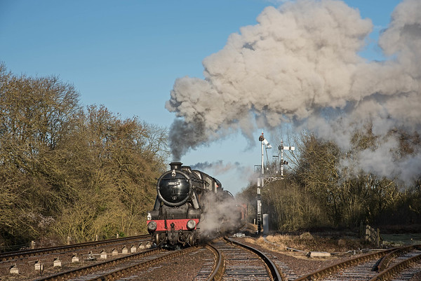 Great Central Railway - Monday 12th February 2018