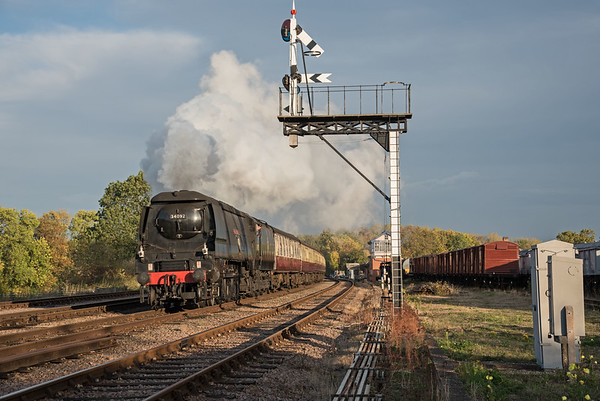 Great Central Railway - Thursday 11th October 2018