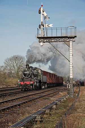 Great Central Railway - Tuesday 30th January 2018