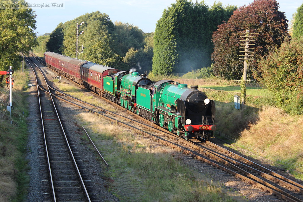 Two Maunsell products bring a touch of Southern style to the East Midlands