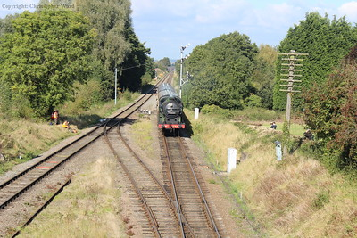 1744 approaches Quorn again