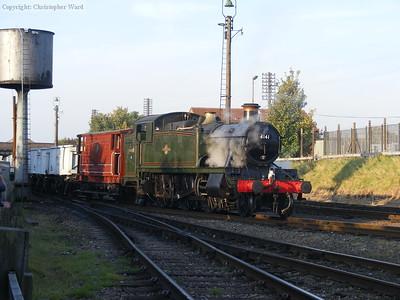 """Steam Railway"" Gala - October 2008"