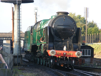850 shunts into the loop