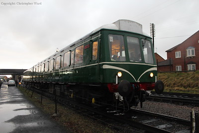 The DMU in the gloom