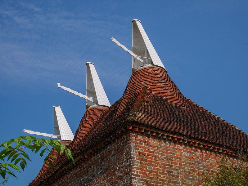 Great Dixter Oast House