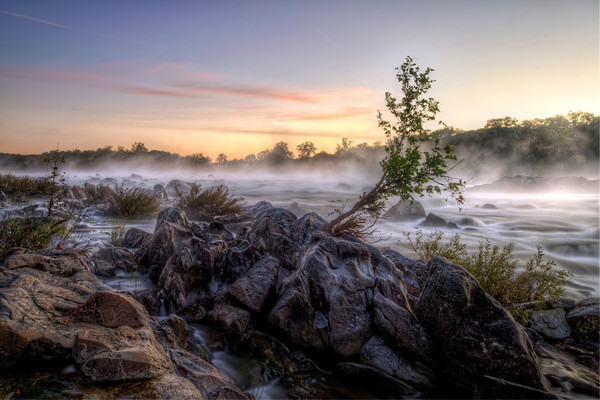 Great Falls Fog