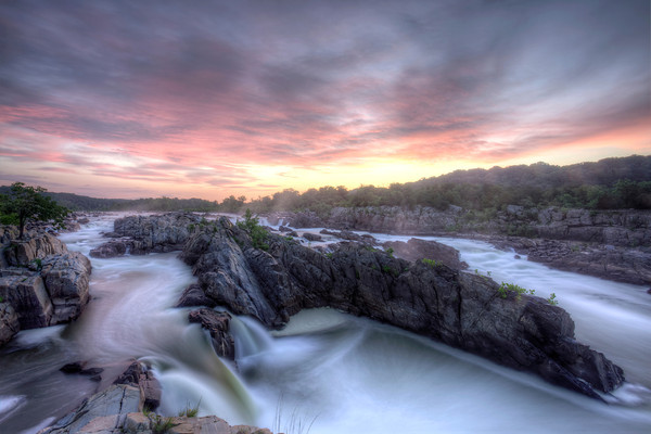 Great Falls Park: Overlook 1