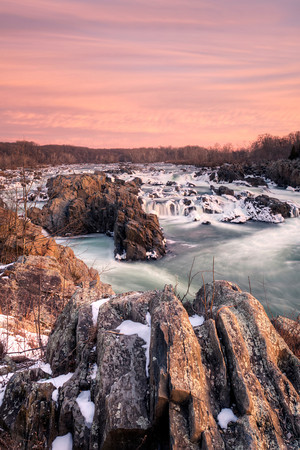 Great Falls Snow
