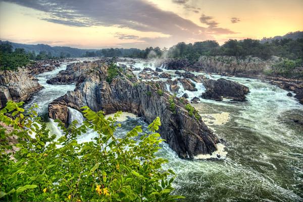 Great Falls, Virginia Overlook