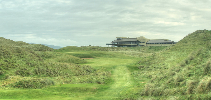 Old Course #18