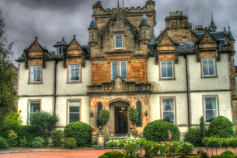 Cameron House, Glasgow