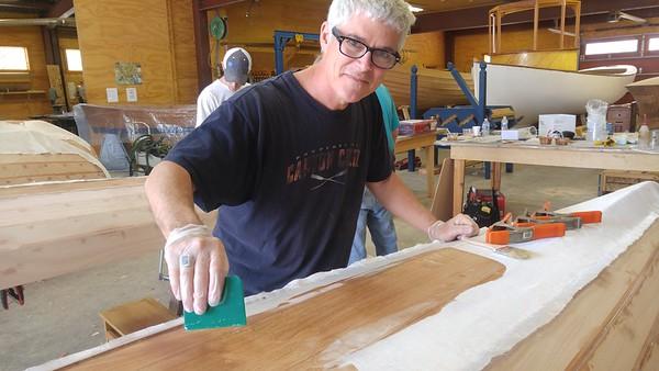 Great Lakes Boat Building School - June 2016