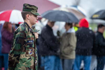 Civil Air Patrol - Licking County Composite Squadron hosts Wreaths Across America at Cedar Hill Cemetery in Newark, Ohio