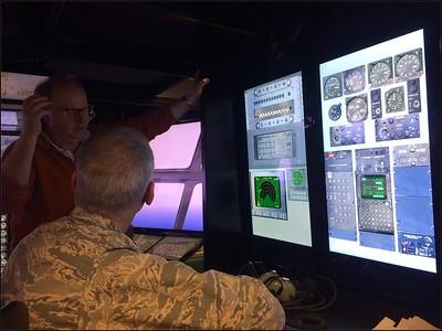 C-130 simulator