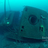 Broken - the Norman sits silent on the bottom of Lake Huron