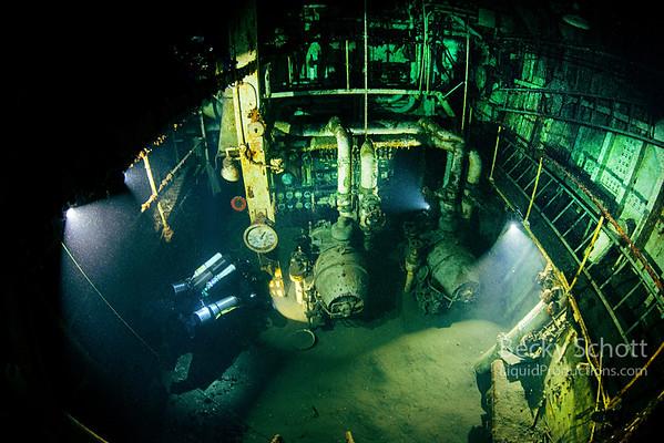 Daniel J Morrell Engine Room