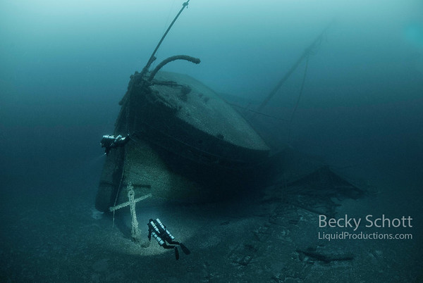 Great Lakes Shipwrecks - 5 Lakes