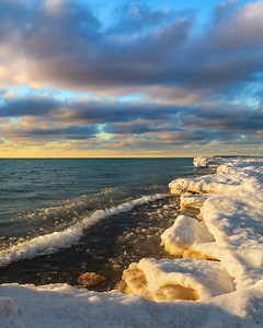 Lake Michigan, Sleeping Bear Dunes National Lakeshore