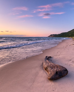 Esch Beach, Sleeping Bear Dunes National Lakeshore