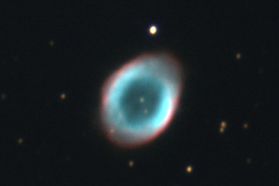 M57 - Ring Nebula Close-up