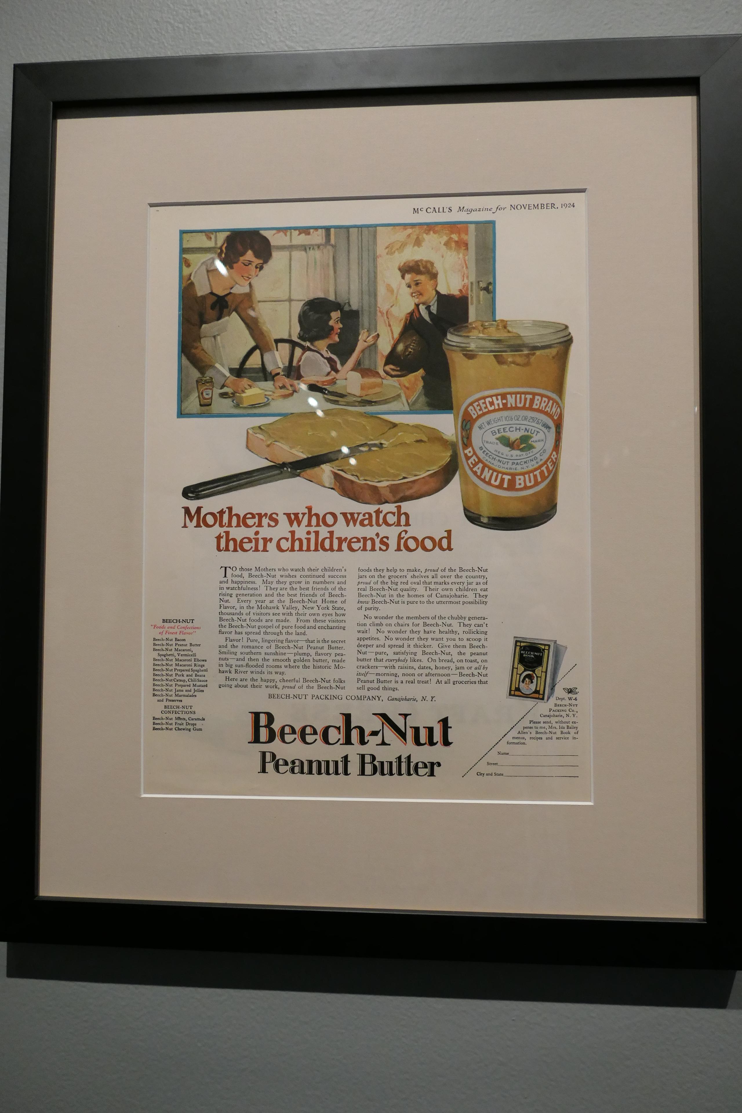 Beech-Nut Peanut Butter