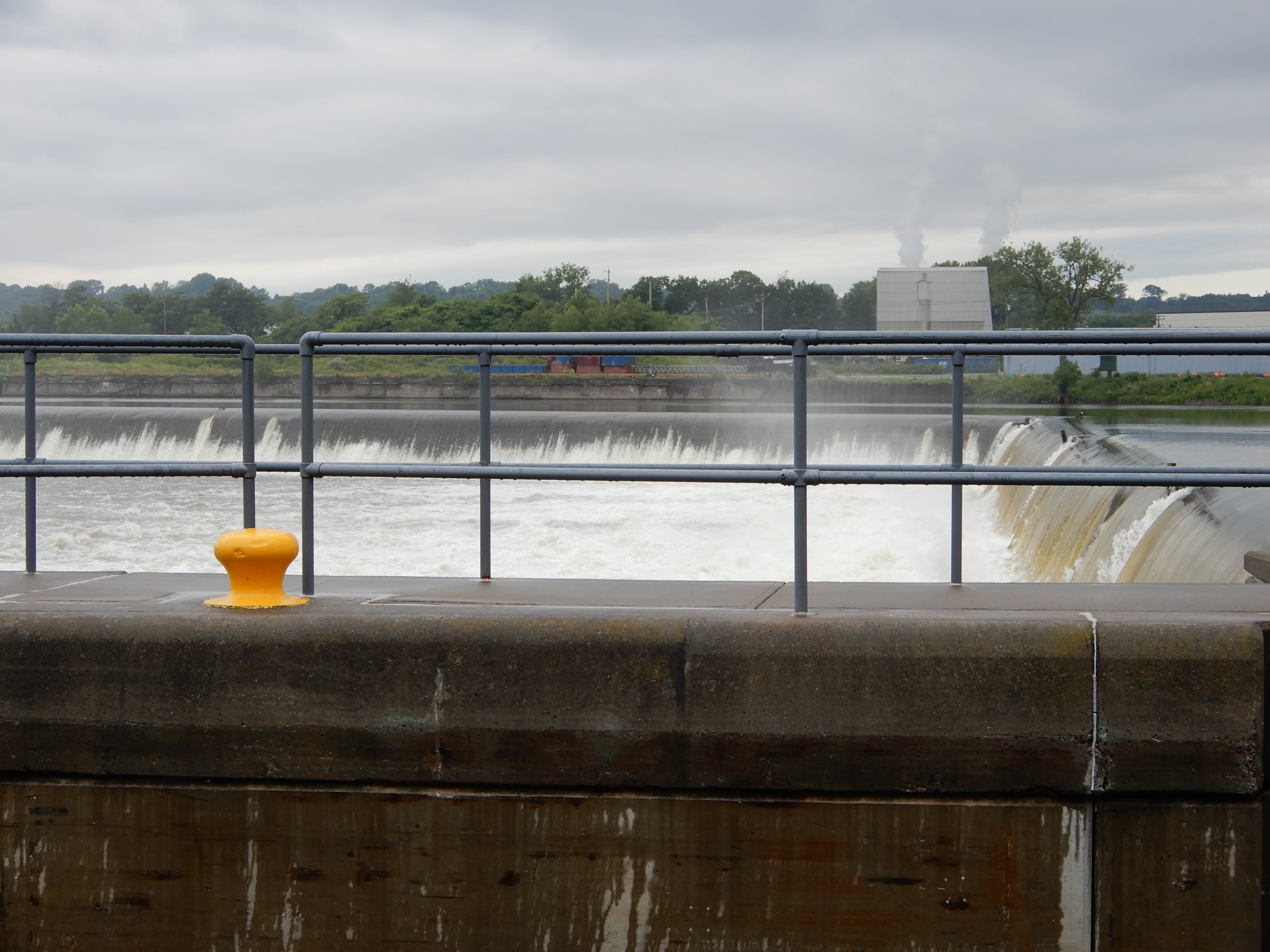 The dam that we went around