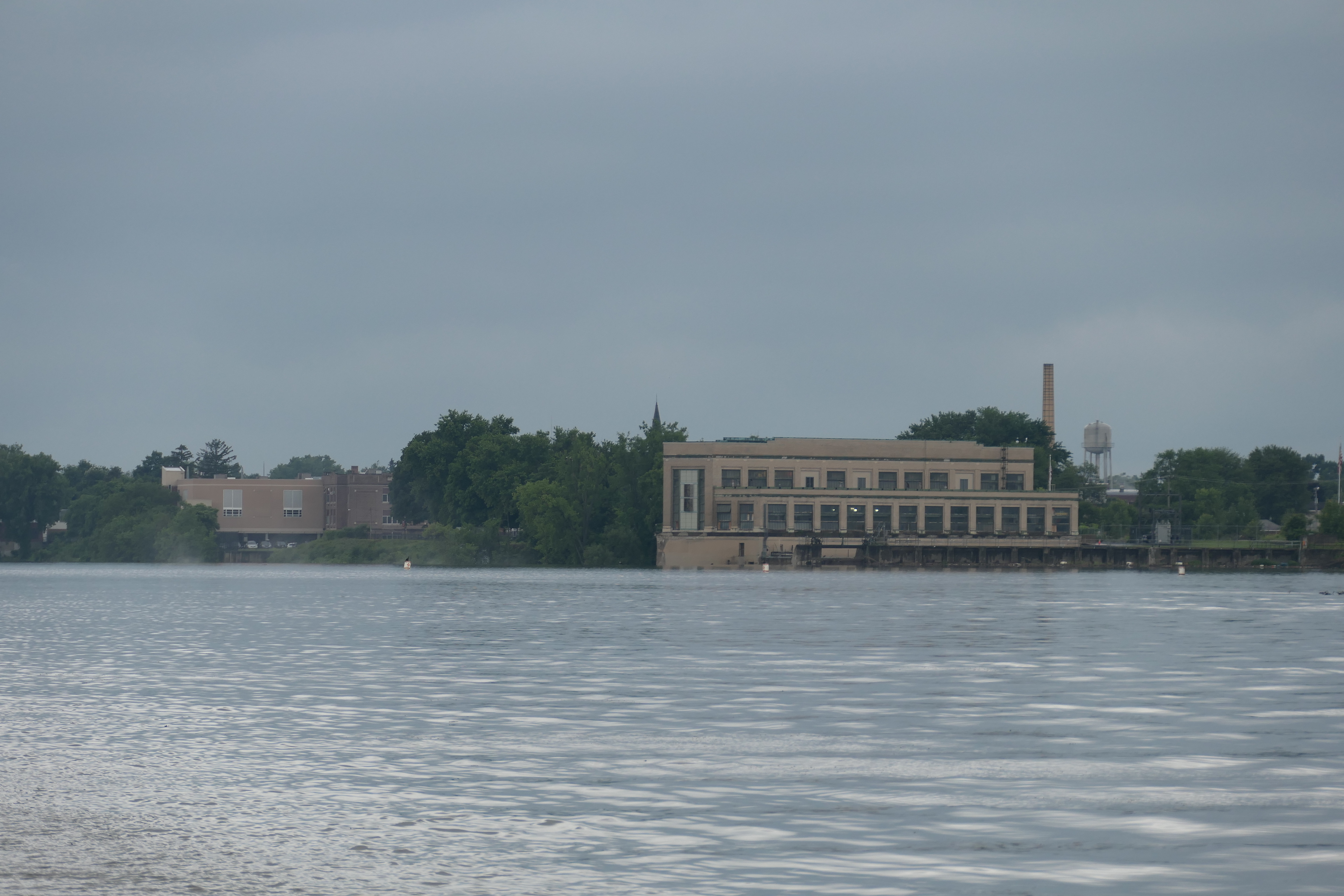 The Dam Power House