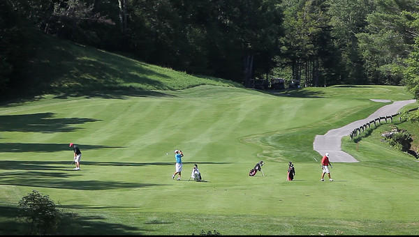 Kyle At AJGA Killington Championship