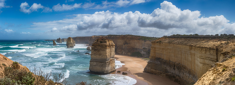 Twelve Apostles,  Great Ocean Road, Australia
