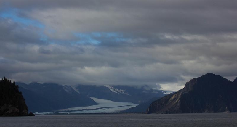Glacier, Resurrection Bay, Seward.