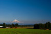 Mt. Hood from 232nd Street in Damascus, Oregon