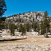 Day 1 - Tuolumne Meadows Lodge to Vogelsang camp.