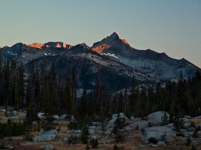 Yosemite HS Camps 2009