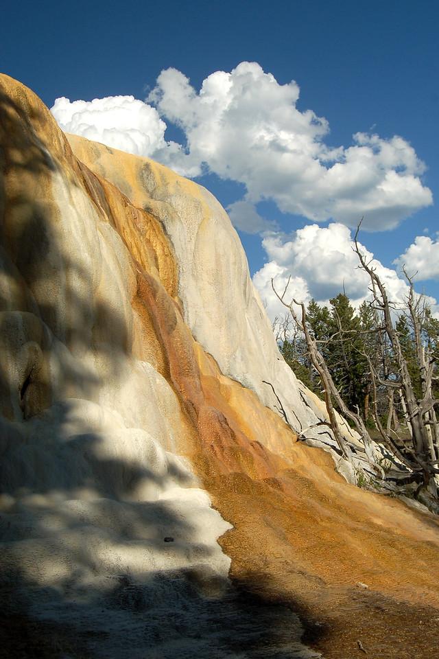 Orange Spring Waterfall