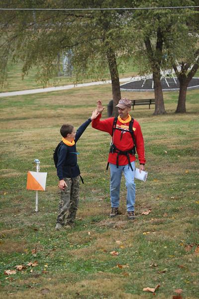 Great Pumpkin Orienteering of 2015